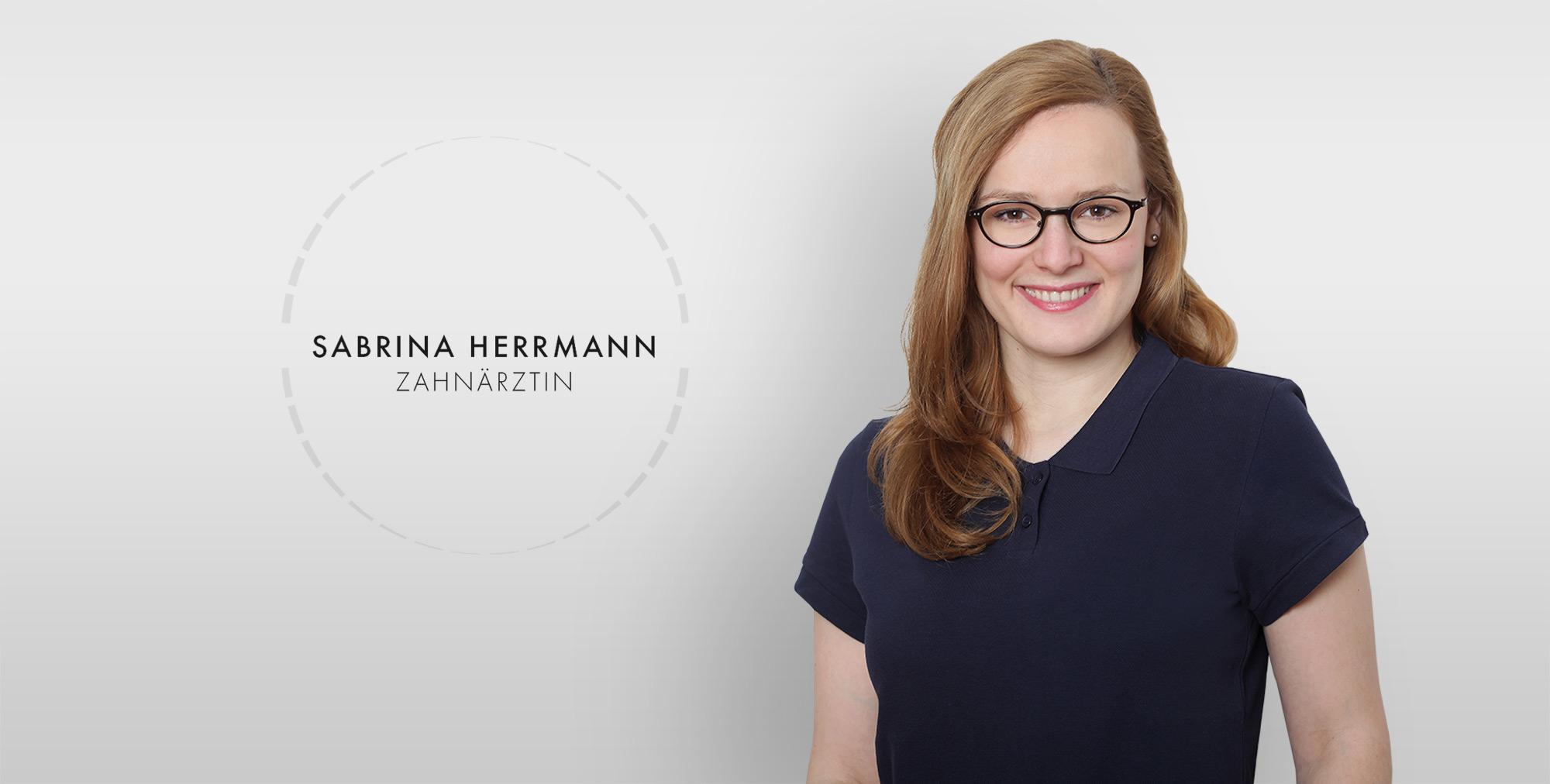 Zahnärztin Sabrina Herrmann